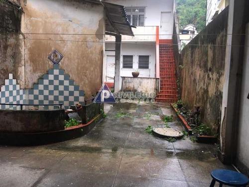 Casa À Venda, 5 Quartos, Humaitá - Rio De Janeiro/rj - 3721