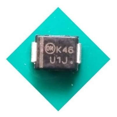 Diodo U1j ( 5 Unidades ) Mur160 = Murs160t 300v 3a