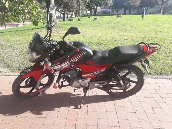 Yamaha Ybr 125cc 2015 Excelente Estado