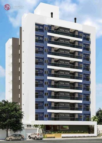 Apartamento Residencial À Venda, Maria Luiza, Cascavel. - Ap0129