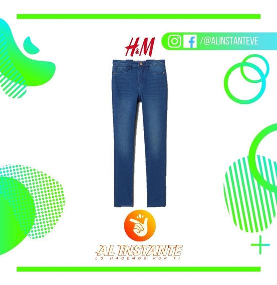 Jeans De Niña Marca H&m Original Moda Infantil Oferta