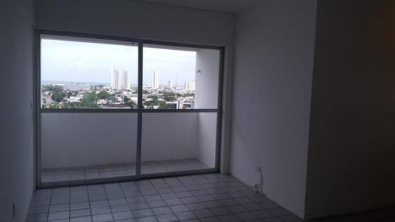 Apartamento Em Espinheiro, Recife/pe De 61m² 2 Quartos Para Locação R$ 1.200,00/mes - Ap549859