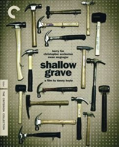 Blu-ray Shallow Grave (criterion Collection)