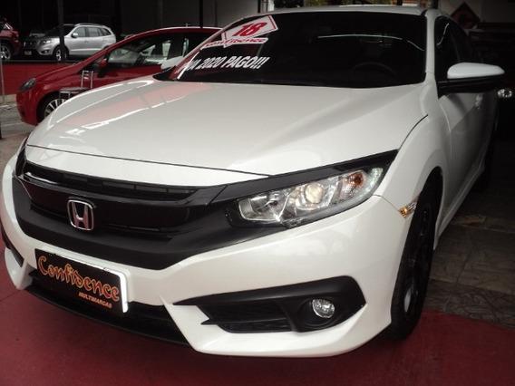 Honda Civic Sport 2.0 Cvt 2018 27000km $84990,00 Ipva Gratis