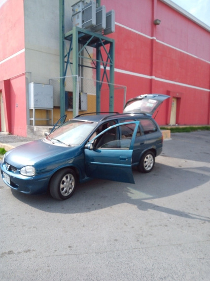 Chevrolet Chevy Vagoneta Gl Mt 2002