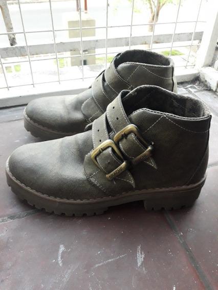 Zapatos Con Hebillas Talle 36