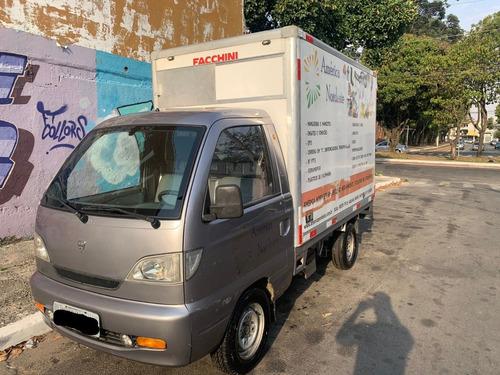 Imagem 1 de 10 de Hafei Towner 1.0 8v Pick-up Bau 2p