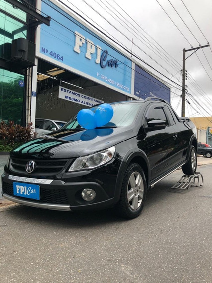 Saveiro Cross 1.6 Cab. Estendida Total Flex 2p
