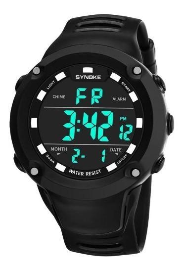 Relógio Digital Led Multi Função