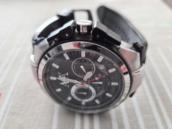 Relógio Armani Exchange Ax1042 Masculino - Ótimo Estado
