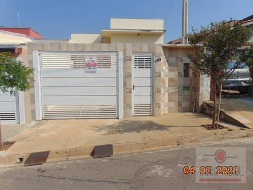 Imagem 1 de 25 de Casa Com 2 Dormitórios À Venda, 70 M² Por R$ 260.000,00 - Residencial Vitiello - Boituva/sp - Ca1479