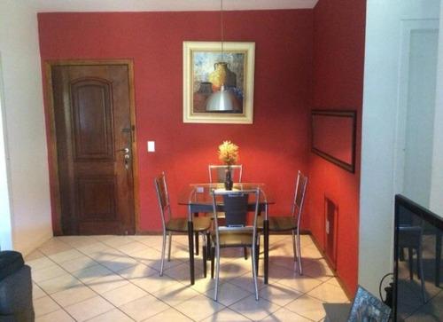 Imagem 1 de 18 de Apartamento No Bairro Saco Grande - Ap4931