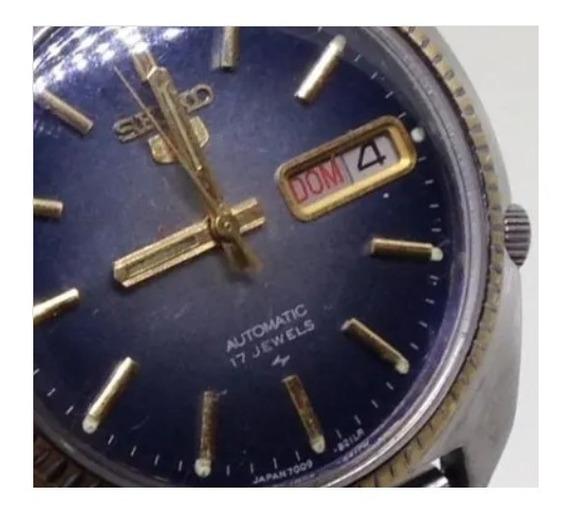 Relógio De Pulso Seiko Masculino Automático U04688 Webclock