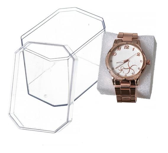 Kit 14 Relógio Feminino + Caixa Revenda Top !!!