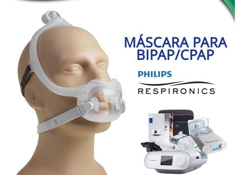 Imagen 1 de 1 de Mascara Philips Para Cpap Bipap