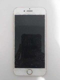 iPhone 7 Tela Quebrada