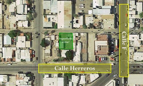 Imagen 1 de 5 de Terreno En Venta Colonia Industrial- Mexicali