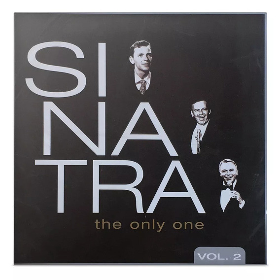 Vinilo Frank Sinatra The Only One Vol.2 Lp Nuevo En Stock