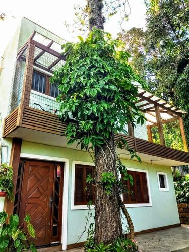 Casa Em Ipanema Com 4 Dormitórios - Lu429500