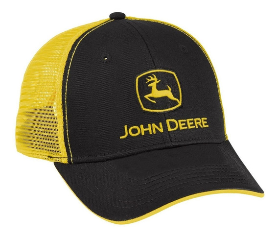 Cachucha John Deere 100% Original Gorra Malla Modelo Lp69091