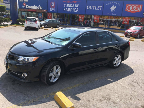 Toyota Camry 3.5 Se V6 Aa Ee Qc At
