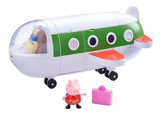 Avião Da Peppa Pig 4203 Original Dtc