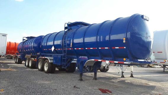 Remolque Tanque Acero Al Carbon Gasolina Y Diesel 31000