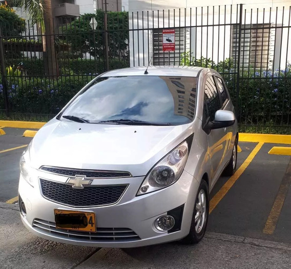 Chevrolet Spark Gt 1.2 Cc Mt Aa