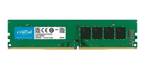 Memoria Ddr4 Crucial 8gb Pc 2666mhz Udimm Blister Soundgroup