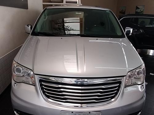 Chrysler Town E Country Limite 2012 Estado De Okm