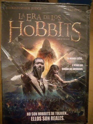La Era De Los Hobbits.Película En Dvd