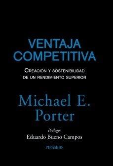 Ventaja Competitiva - Tapa Dura, Michael Porter, Pirámide
