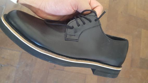 Zapatos De Cuero Ay Not Dead Nuevo Original En Caja
