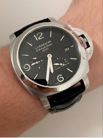 Panerai Luminor 1950 3 Days Gmt , Power Reserve , Completo!