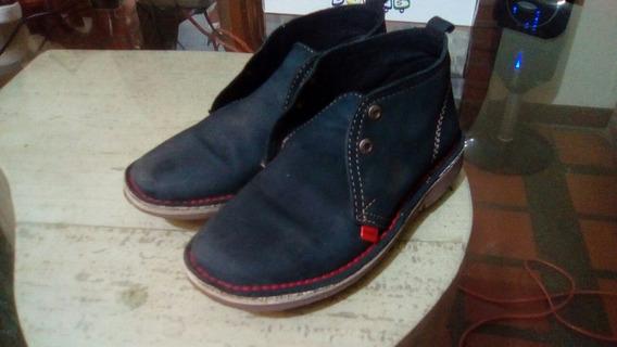Zapato Niño Kicker Talla 35 Usado