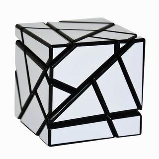 Cubo Rubik Ghost 3x3 Negro Y Variantes + Base
