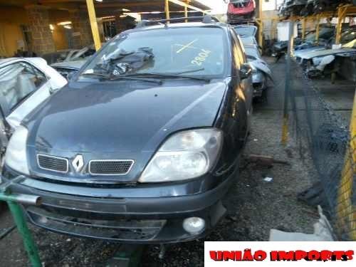 Renault Scenic 2.0 16v Aut 2008 (para Reposição De Peças)
