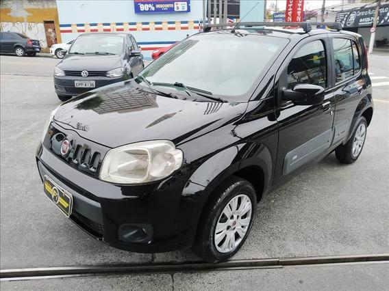 Fiat Uno Vivace 1.0 Flex 4pts Completo 2011 Fin.48x S/entr.