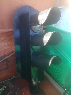 Antiguo Semáforo De Ferrocarril