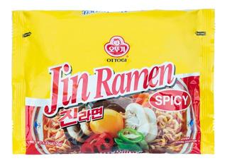Jin Ramen 120 Gr Maruchan Sopa De Fideos Coreana