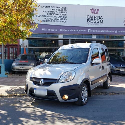 Renault Kangoo Confort 5as 2016 Con Gnc
