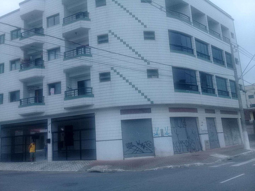 Imagem 1 de 21 de Apartamento Com 2 Dorms, Solemar, Praia Grande - R$ 270.000,00, 92m² - Codigo: 2241 - V2241