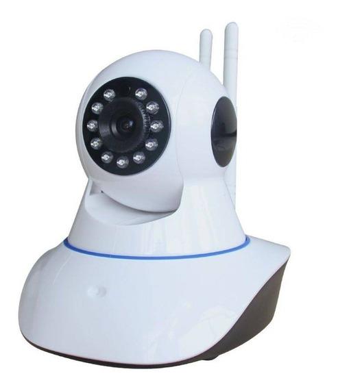 Baba Eletronica Câmera Wifi Visão Noturna Microfone Bebê T36