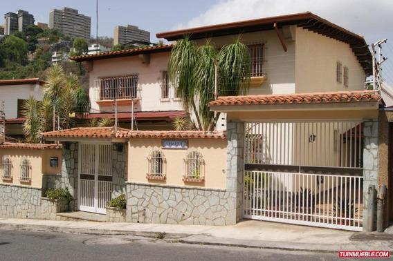Casa En Venta, Colinas De Santa Mónica, Caracas Mls 19-6498