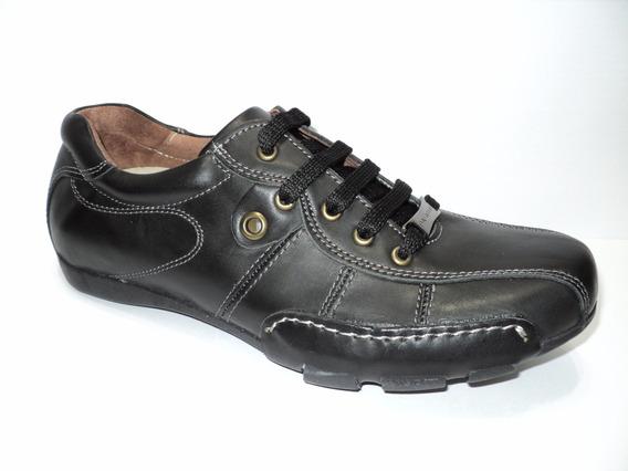 Zapatillas De Vestir En Cuero Franco Pasotti