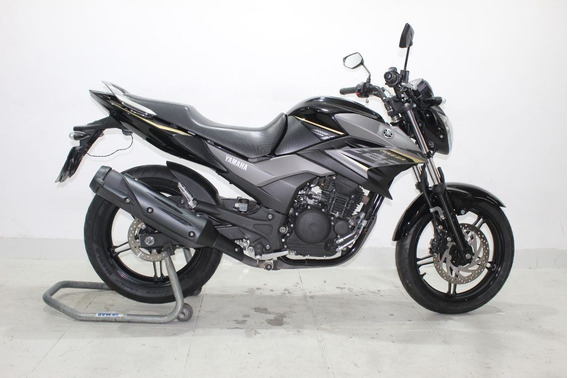 Yamaha Fazer 250 Blueflex 2017 Preta