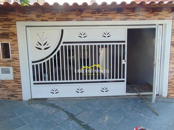Casa Com 2 Dormitórios Para Alugar, Por R$ 800/mês - Jardim Das Orquídeas - Santa Bárbara D