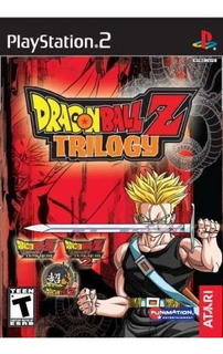 Dragonball Z Trilogy - Playstation 2 Up Shop