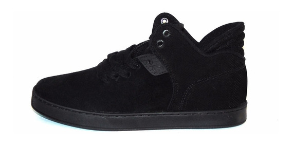 Tênis Hocks Original 4miga Triple Black Marcelo Pro Skate