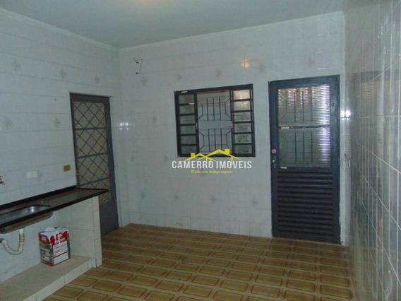 Casa Com 1 Dormitório À Venda, 120 M² Por R$ 250.000 - Jardim Pérola - Santa Bárbara D
